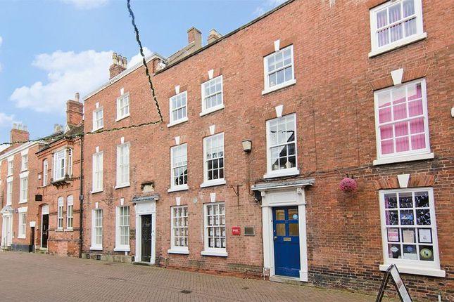Thumbnail Terraced house for sale in Dam Street, Lichfield