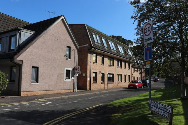 1 bed flat to rent in Drysdale Gardens, Cupar KY15