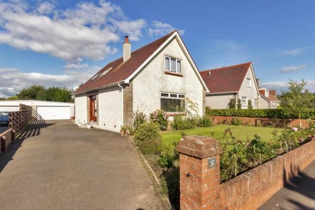 Thumbnail Detached house for sale in Craigstewart Crescent, Ayr, South Ayrshire
