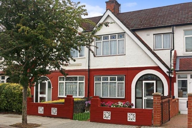 3 bed terraced house for sale in Leithcote Gardens, Streatham