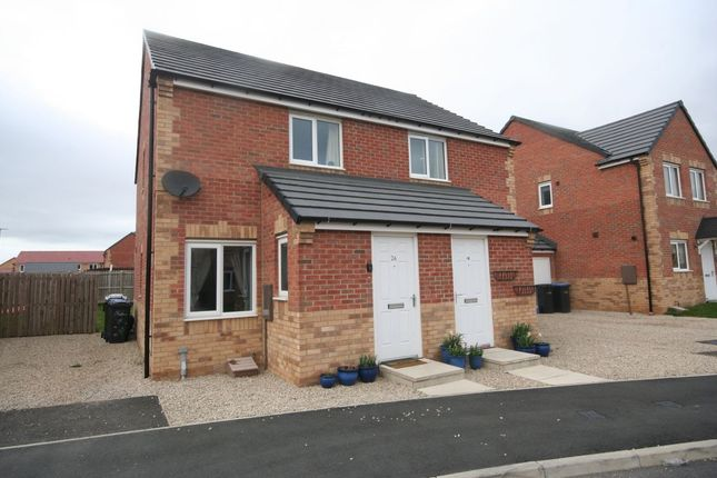 Thumbnail Semi-detached house for sale in St. Anthonys Road, Middlesbrough