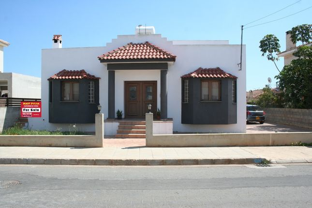 3 bed detached house for sale in Liopetri, Famagusta, Cyprus
