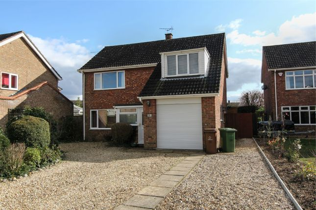 Detached house for sale in 20 The Bailiwick, East Harling, Norwich, Norfolk