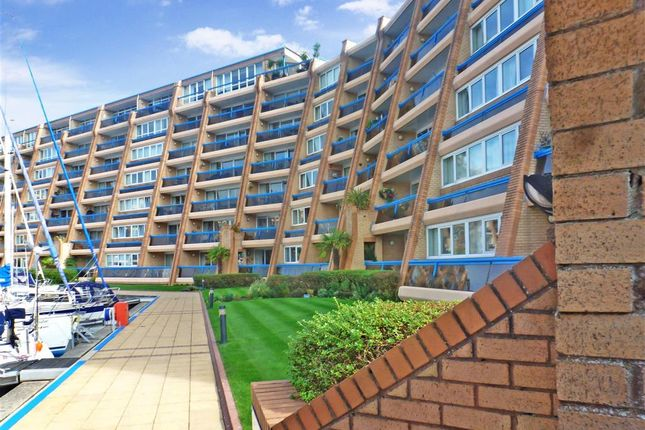 Thumbnail Flat for sale in Port Way, Port Solent, Portsmouth, Hampshire