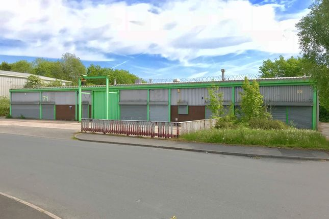 Thumbnail Industrial to let in 70 & 71, Roman Way Industrial Estate, Roman Way