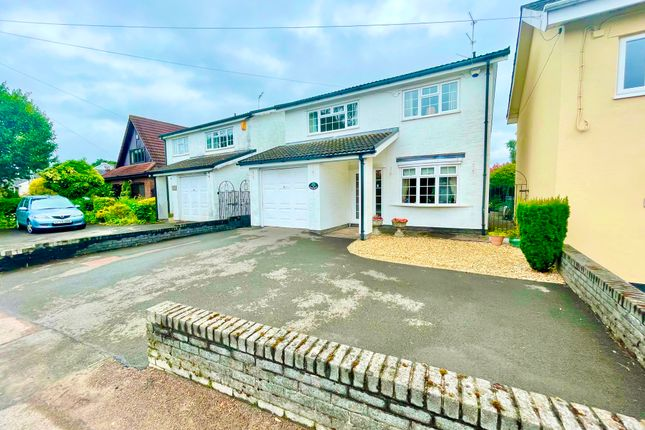 Thumbnail Detached house for sale in Blend House, Caerleon Road, Ponthir, Newport