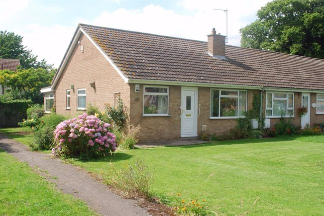 2 bed terraced bungalow to rent in St. Patricks Green, Patrington, Hull HU12