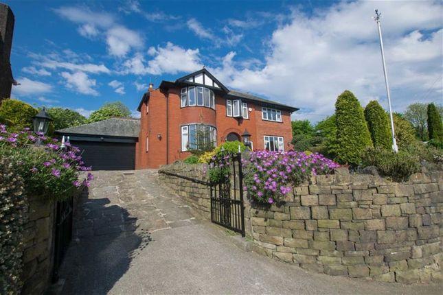 Thumbnail Detached house for sale in Mottram Old Road, Stalybridge