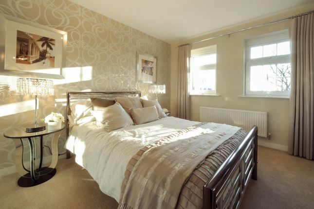 "Thumbnail Detached house for sale in ""The Keating"" at Clydesdale Road, Lightfoot Green, Preston"
