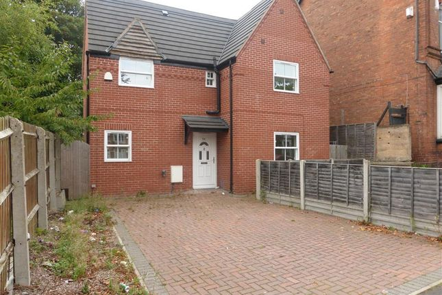 Thumbnail Detached house to rent in Selborne Road, Handsworth Wood, Birmingham