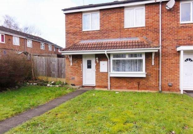 Thumbnail Semi-detached house to rent in Faversham Close, Wolverhampton