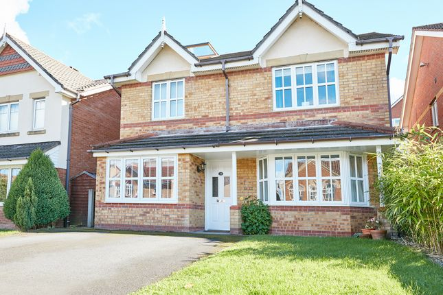 Thumbnail Detached house for sale in Whimberry Drive, Stalybridge