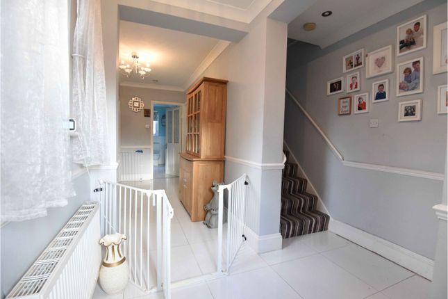 Hallway of Harlesden Close, Romford RM3