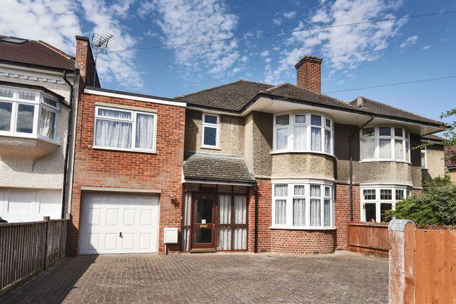 Thumbnail Terraced house for sale in Staunton Road, Headington, Oxford