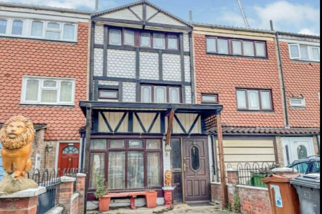 Thumbnail Terraced house to rent in Westbury Road, Barking