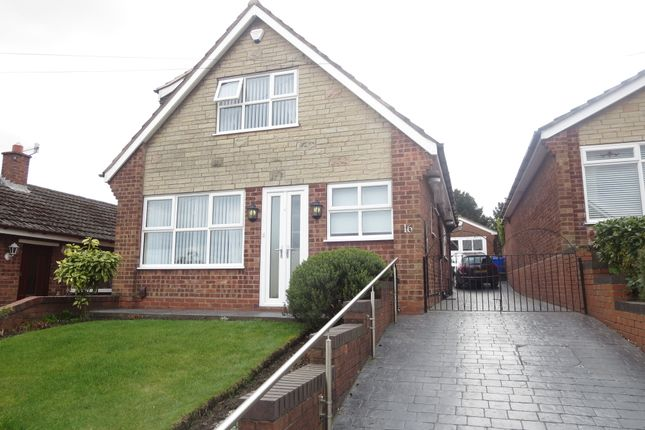 Thumbnail Detached house for sale in Fairhaven Grove, Birches Head, Stoke-On-Trent