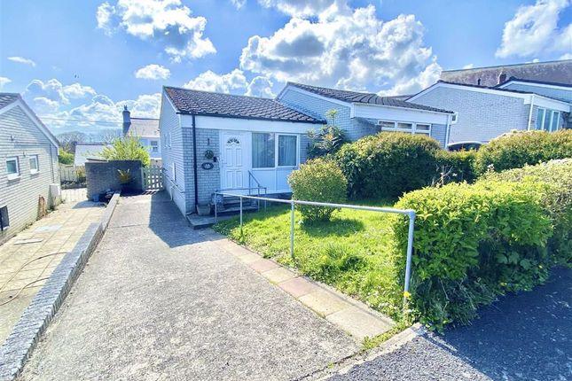 Thumbnail Semi-detached bungalow for sale in Riverhill Cottages, St. Dogmaels, Pembrokeshire