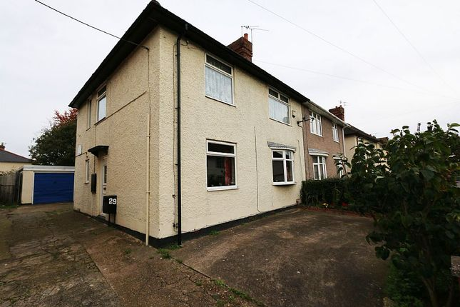 Thumbnail Semi-detached house for sale in 29, Plum Tree Way, Scunthorpe, Lincolnshire
