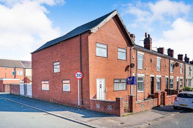 Thumbnail End terrace house to rent in Walthew Lane, Platt Bridge, Wigan
