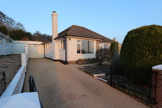 Thumbnail Detached bungalow for sale in Froude Avenue, Torquay
