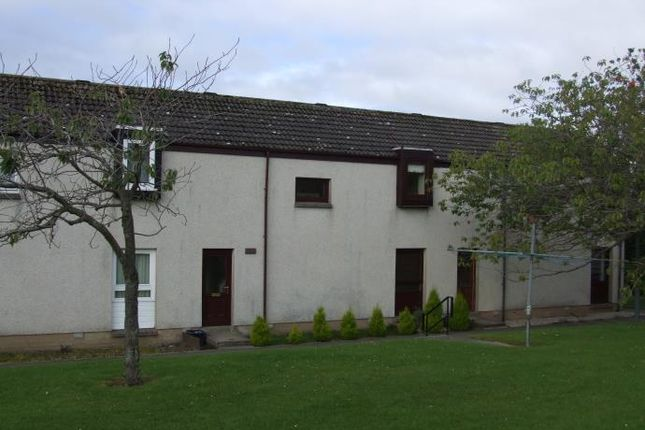 Thumbnail Terraced house to rent in Johnston Gardens North, Peterculter