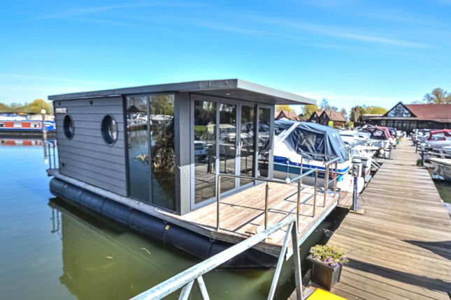 1 bed houseboat for sale in Mill Road, Buckden, St. Neots PE19