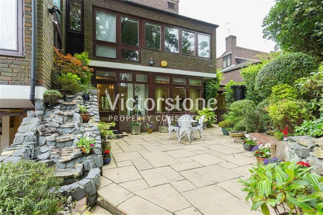 Thumbnail Detached house for sale in Grange Gardens, Hampstead, London