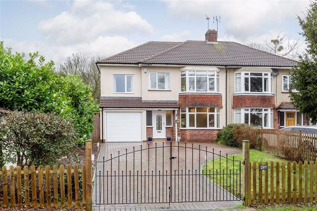 Thumbnail Semi-detached house for sale in Canford Lane, Westbury On Trym, Bristol
