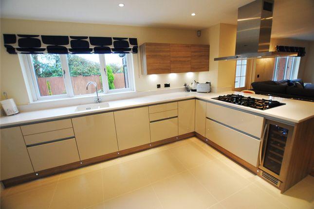 Kitchen 1 of Castleton Gardens, Castleton, Cardiff CF3