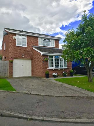 Thumbnail Detached house to rent in Redwood Close, Ross-On-Wye