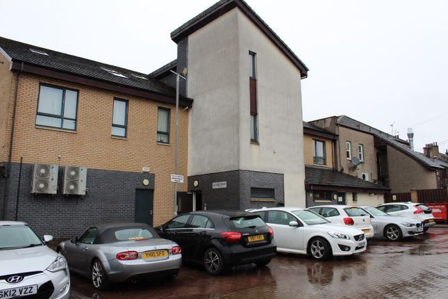 Thumbnail Flat to rent in 3 Linlee Court, Airdrie