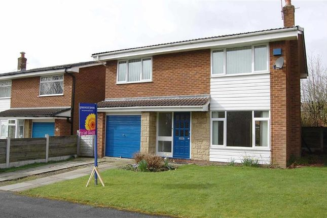 Thumbnail Detached house to rent in Bank Field, Bolton, Bolton