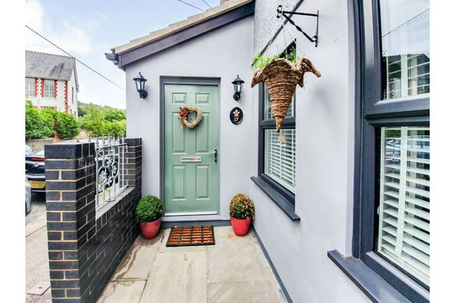 Thumbnail Terraced house for sale in Hill View, Bridgend, (County Of), Mid Glamorgan