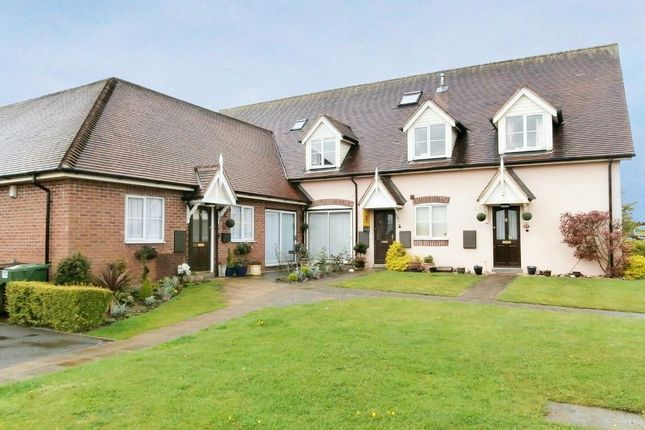 Thumbnail Flat for sale in Silvermead Court, Silver Street, Wythall