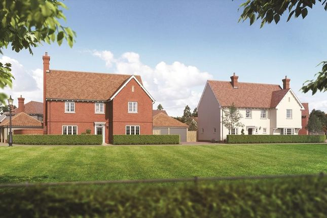 Thumbnail Detached house for sale in Westfield Lane, St. Osyth, Clacton On Sea, Essex
