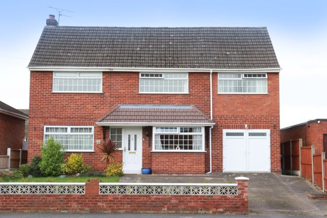 Thumbnail Detached house for sale in Underwood Drive, Whitby, Ellesmere Port