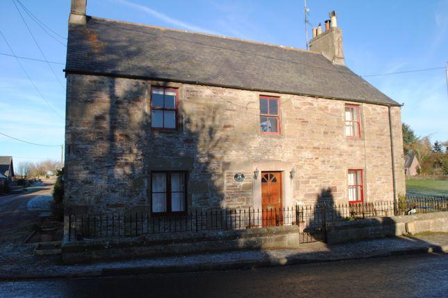 Thumbnail Flat to rent in Inverkeilor, Arbroath
