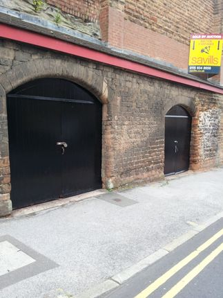 Parking/garage to rent in Garage, Wollaton Street, Nottingham, Nottingham