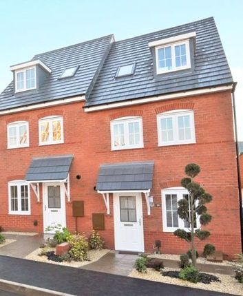 Thumbnail Semi-detached house to rent in Birch Lane, Glenfield