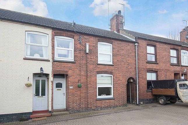Thumbnail Terraced house for sale in The Grove, Corby