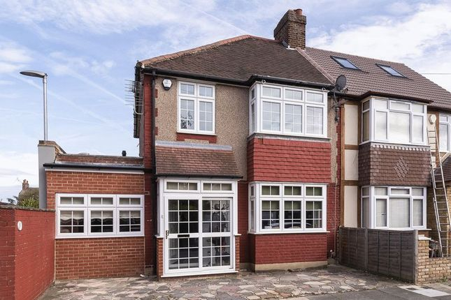 Thumbnail Semi-detached house for sale in Eastnor Road, London