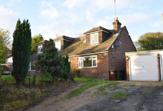 Thumbnail Bungalow for sale in Pook Reed Lane, Heathfield, East Sussex