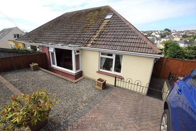 Thumbnail Semi-detached bungalow for sale in Broadpark Road, Paignton, Devon