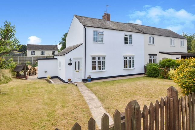 Thumbnail Cottage for sale in Station Road, North Kilworth, Lutterworth