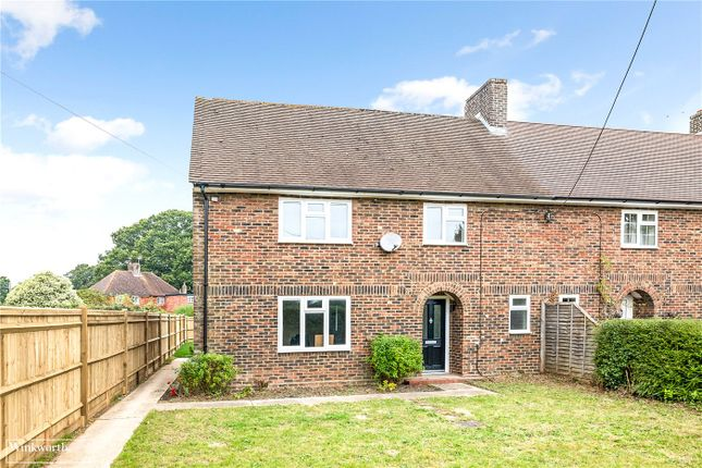 Thumbnail Semi-detached house to rent in Worthing Road, Dial Post, Horsham