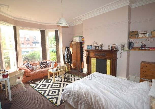 Thumbnail Terraced house to rent in 9 Ash Grove, Hyde Park, Seven Bed, Leeds