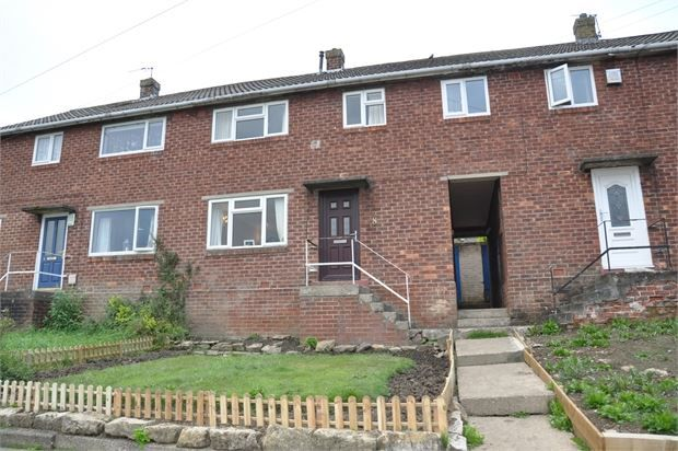 Thumbnail Terraced house for sale in St Pauls Road, Hexham, Northumberland.