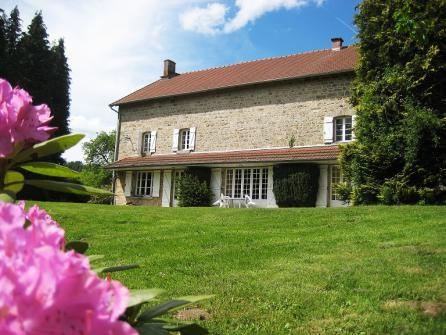 Thumbnail Country house for sale in Nedde, Limousin, 87120, France