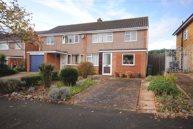 Thumbnail Property for sale in Salmon Pool Lane, Exeter