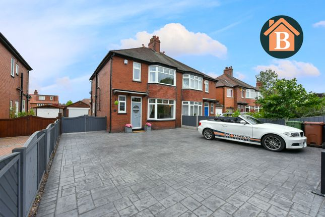 3 bed semi-detached house for sale in Ackworth Road, Pontefract WF8